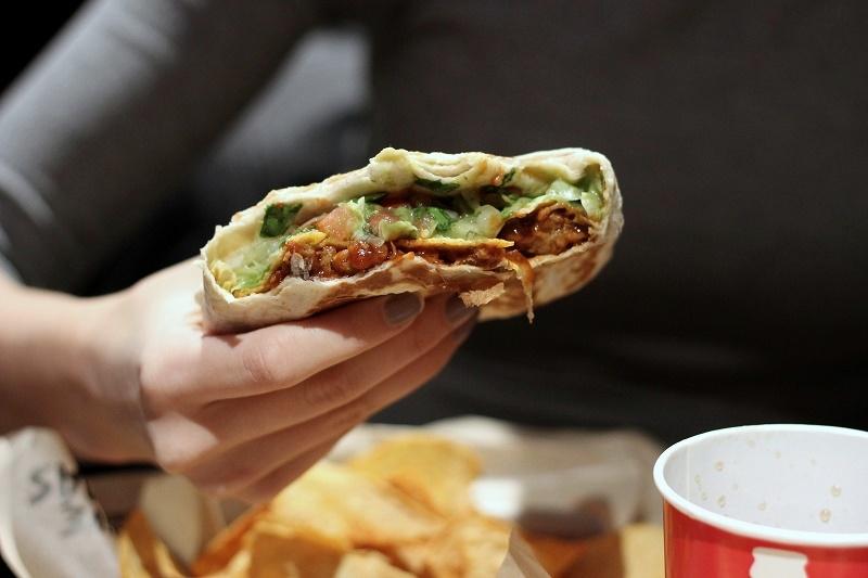 taco bell vegaani