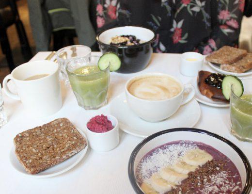 sis deli + cafe aamupala