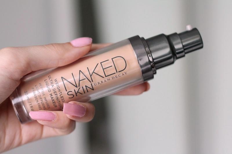 Urban Decay Naked Skin -meikkivoide