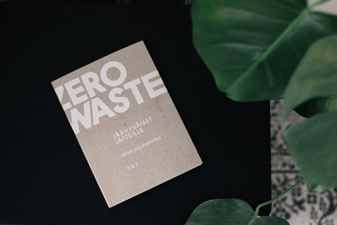 zero waste jäähyväiset jätteelle