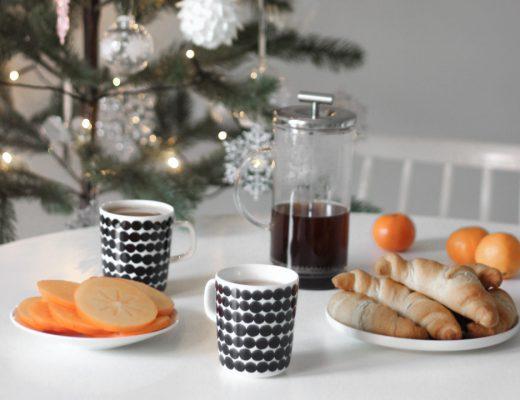 vegaaninen joulu aamupala