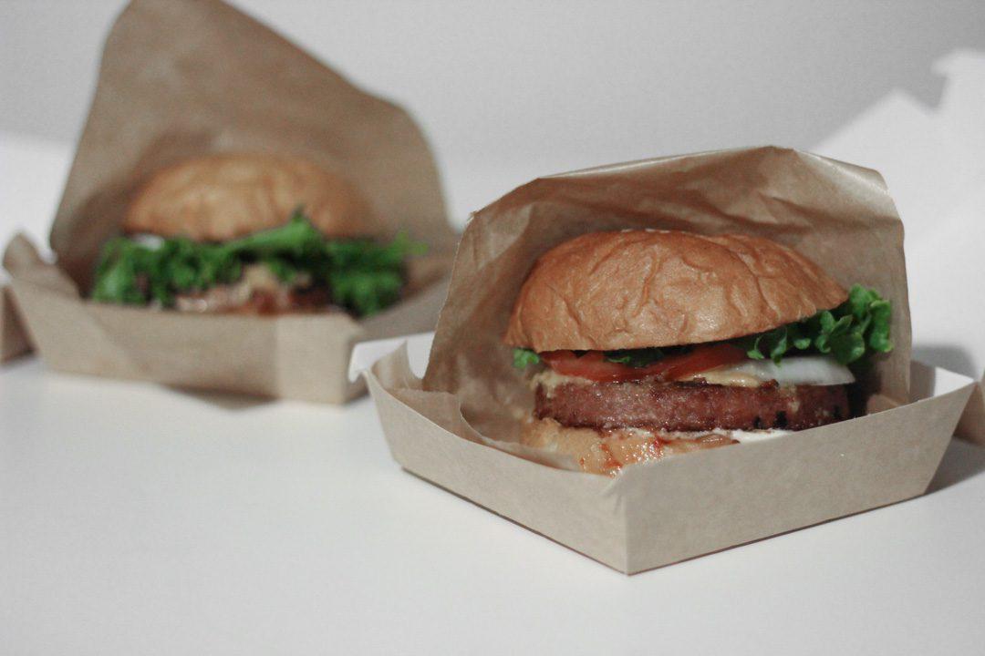 beyond meat kokemuksia, vegaani burgeri bun2bun