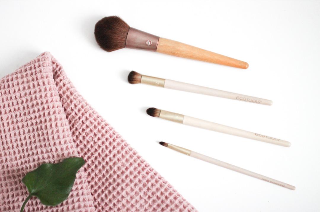 Ecotools vegaaniset meikkisiveltimet