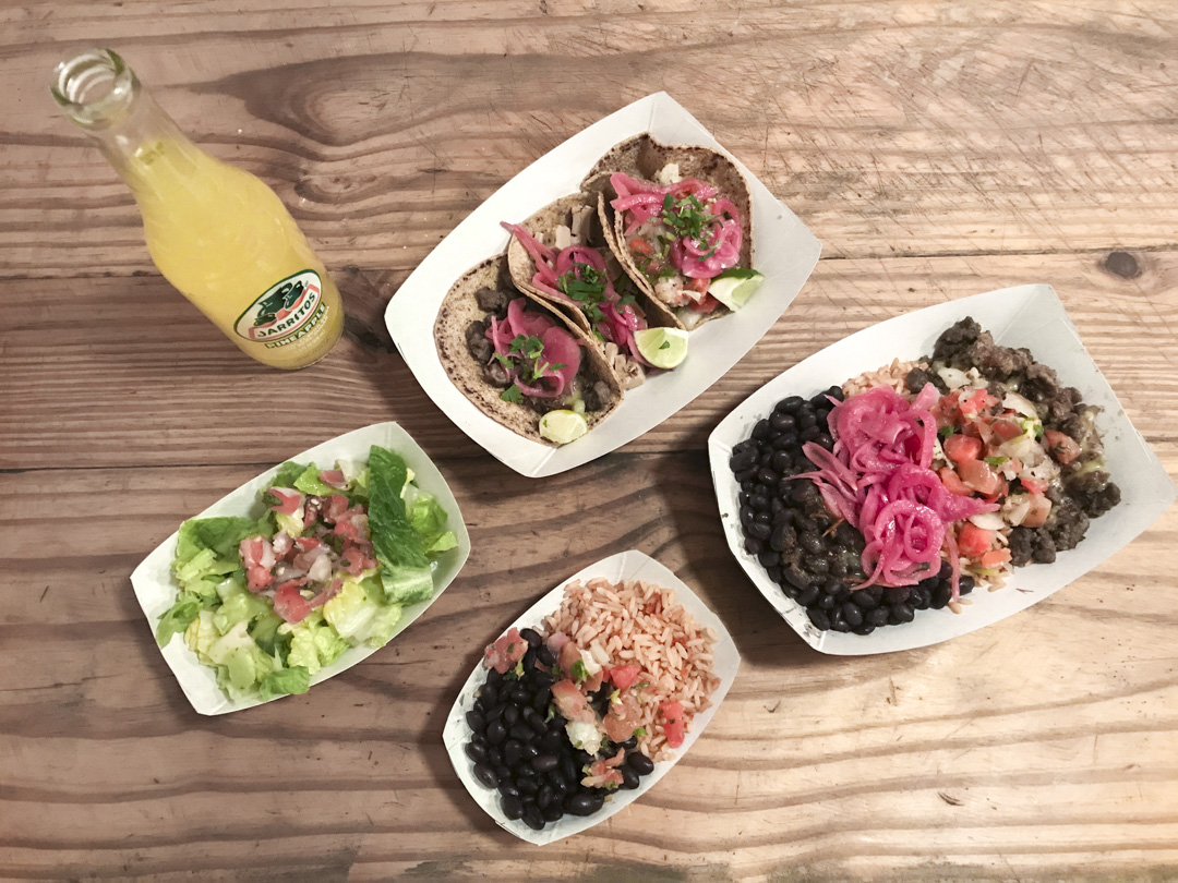 New York vegaani Oaxaca Taqueria