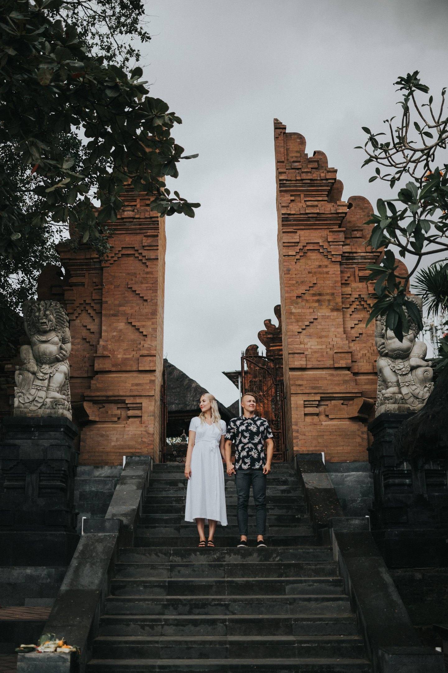 Kihlajaiskuvakset Balilla