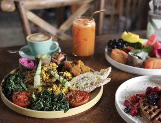 Shelter Bali vegaani