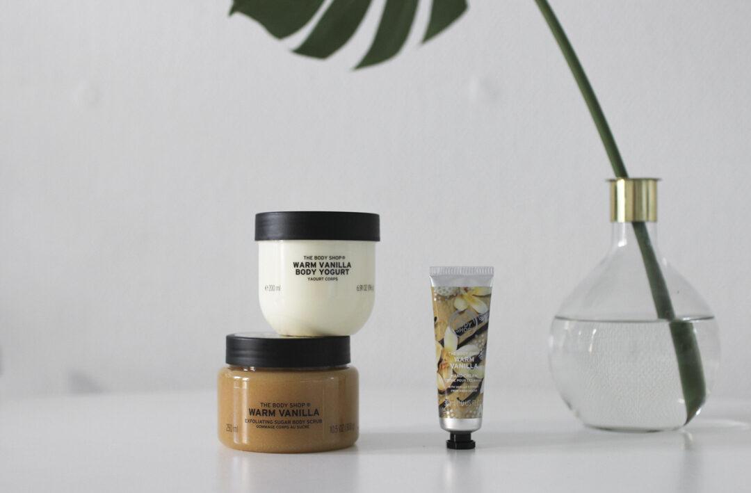 The Body Shop Warm Vanilla