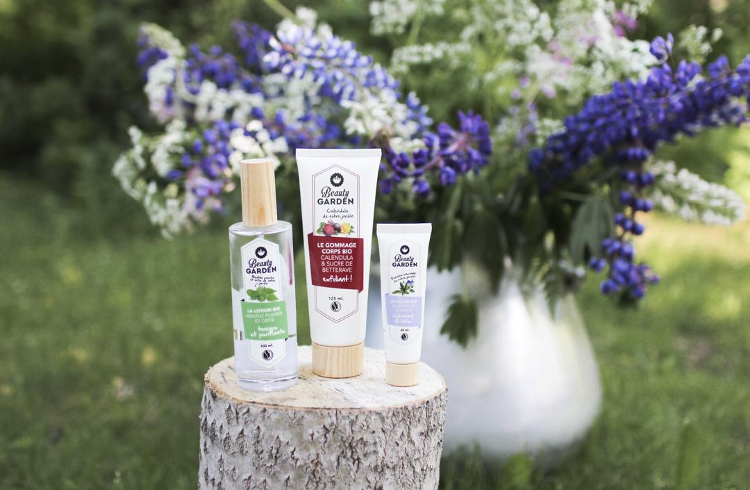 Beauty Garden -tuotteet