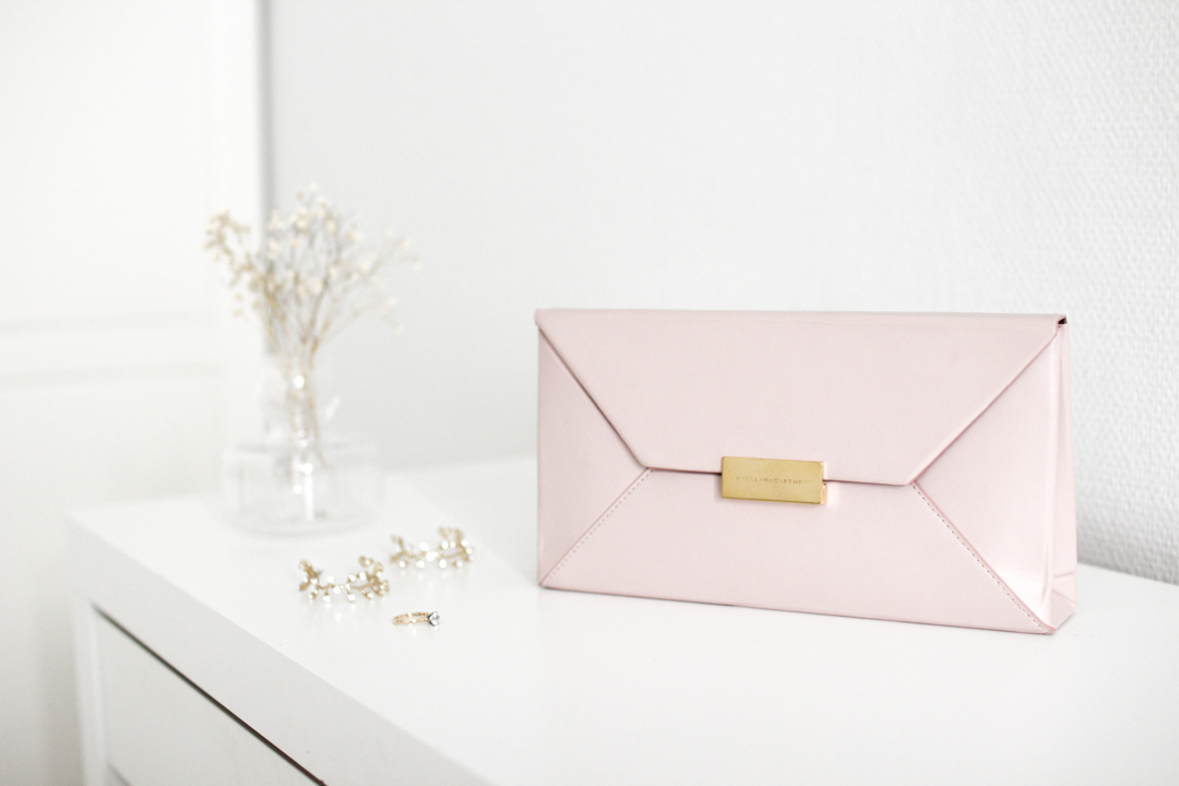 Häälaukku - Stella McCartney Beckett Clutch